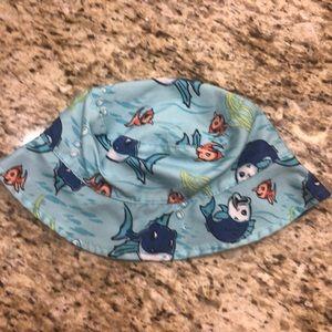 🌺 Toddler boy size 3t sun hat sand and sun brand